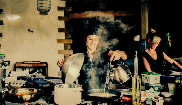 Monique Guterres, Byron Bay Catering